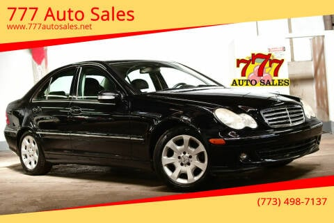 2006 Mercedes-Benz C-Class for sale at 777 Auto Sales in Bedford Park IL