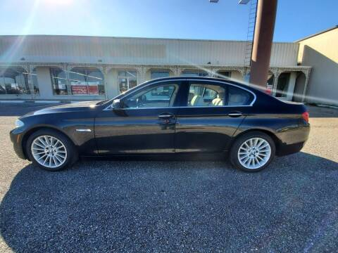 2011 BMW 5 Series for sale at SELECT AUTO SALES in Mobile AL