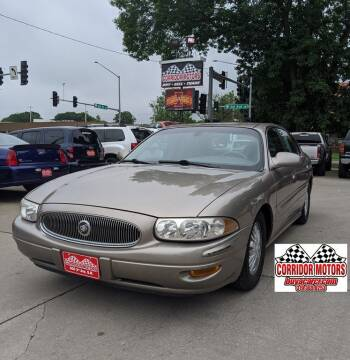 2002 Buick LeSabre for sale at Corridor Motors in Cedar Rapids IA