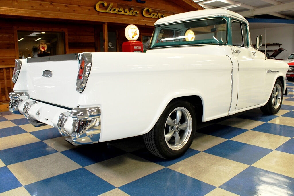 1955 Chevrolet 3100 11