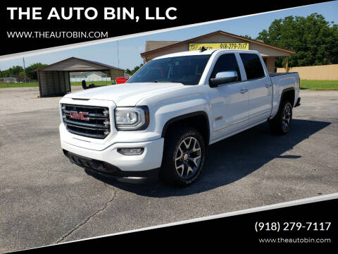 2016 GMC Sierra 1500 for sale at THE AUTO BIN, LLC in Broken Arrow OK