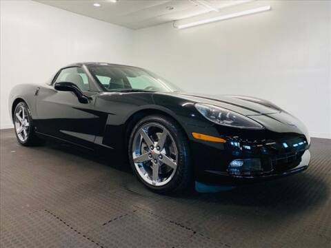 2007 Chevrolet Corvette for sale at Champagne Motor Car Company in Willimantic CT