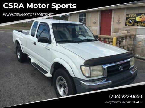 1998 Toyota Tacoma for sale at CSRA Motor Sports in Augusta GA