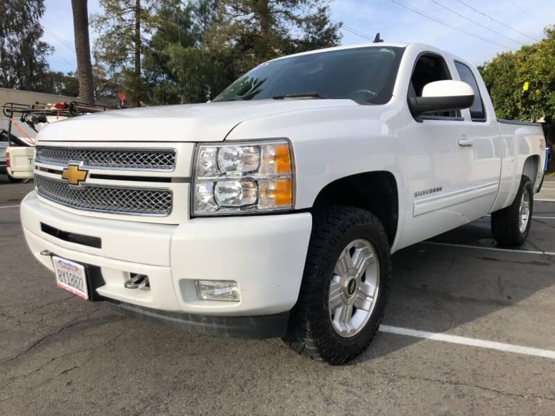 2012 Chevrolet Silverado 1500 for sale at Martinez Truck and Auto Sales in Martinez CA