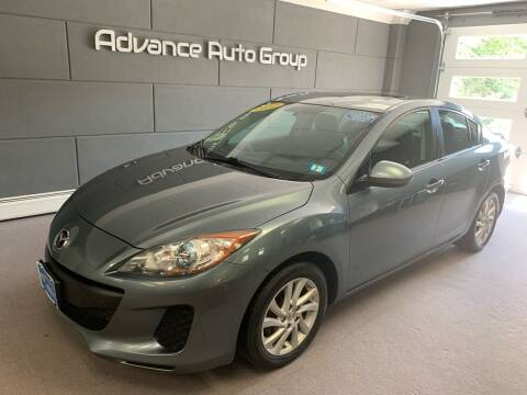 2012 Mazda MAZDA3 for sale at Advance Auto Group, LLC in Chichester NH