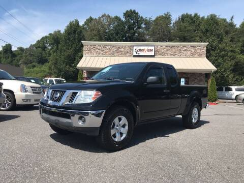 2011 Nissan Frontier for sale at Driven Pre-Owned in Lenoir NC