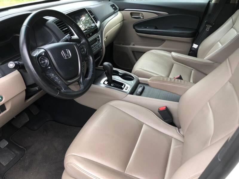 2016 Honda Pilot AWD EX-L 4dr SUV w/Navi - Roselle NJ