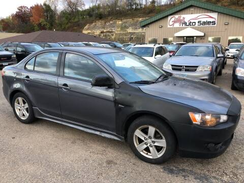 2009 Mitsubishi Lancer for sale at Gilly's Auto Sales in Rochester MN