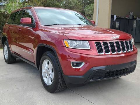 2015 Jeep Grand Cherokee for sale at Jeff's Auto Sales & Service in Port Charlotte FL