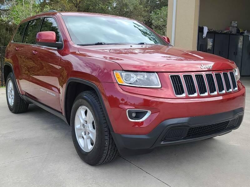 2015 Jeep Grand Cherokee for sale at Jeff's Auto Sales & Service in Port Charlotte FL