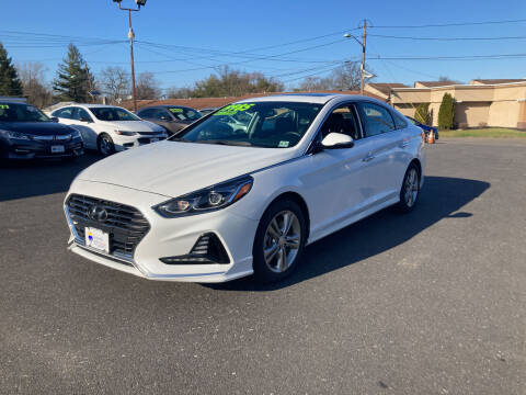 2018 Hyundai Sonata for sale at Majestic Automotive Group in Cinnaminson NJ
