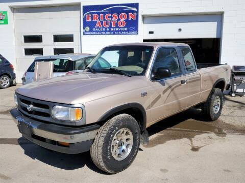1997 Mazda B-Series Pickup for sale at Ericson Auto in Ankeny IA