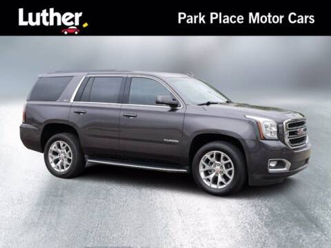 2017 GMC Yukon for sale at Park Place Motor Cars in Rochester MN