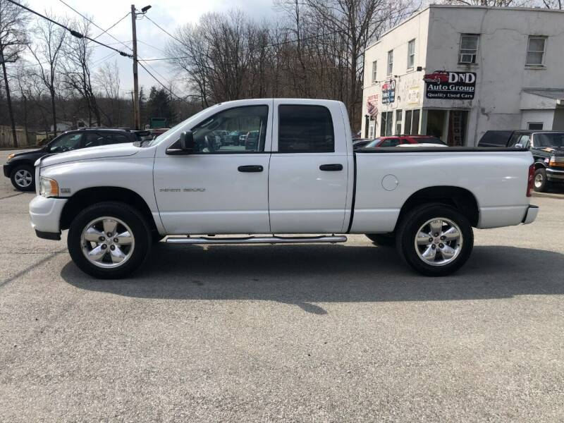 2003 Dodge Ram Pickup 1500 for sale at DND AUTO GROUP in Belvidere NJ