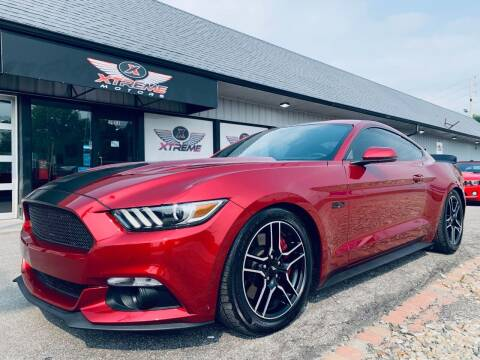 2016 Ford Mustang for sale at Xtreme Motors Inc. in Indianapolis IN