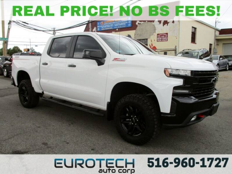 2020 Chevrolet Silverado 1500 for sale at EUROTECH AUTO CORP in Island Park NY