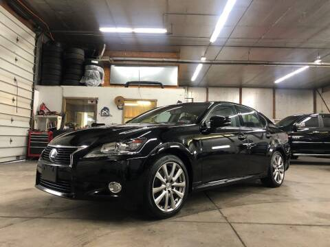 2015 Lexus GS 350 for sale at T James Motorsports in Gibsonia PA
