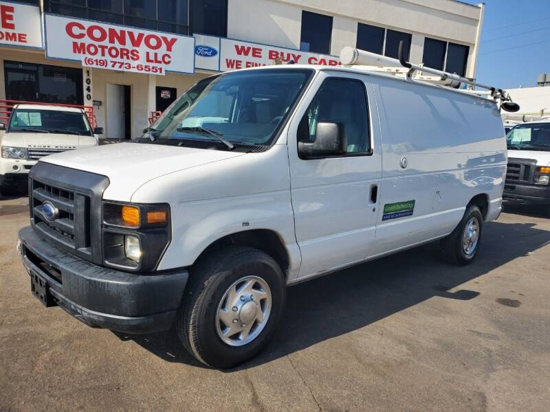 2010 Ford E-Series Cargo for sale at Convoy Motors LLC in National City CA