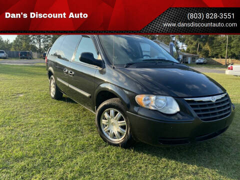 2007 Chrysler Town and Country for sale at Dan's Discount Auto in Gaston SC