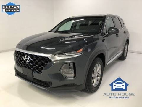 2020 Hyundai Santa Fe for sale at AUTO HOUSE PHOENIX in Peoria AZ