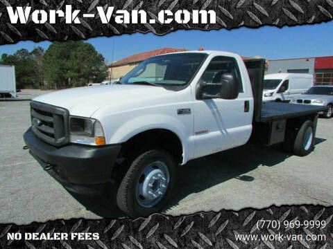 2003 Ford F-450 for sale at Work-Van.com in Union City GA
