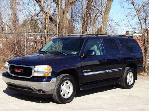 2006 GMC Yukon XL for sale at Kaners Motor Sales in Huntingdon Valley PA