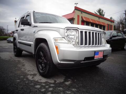 2012 Jeep Liberty for sale at Quickway Exotic Auto in Bloomingburg NY
