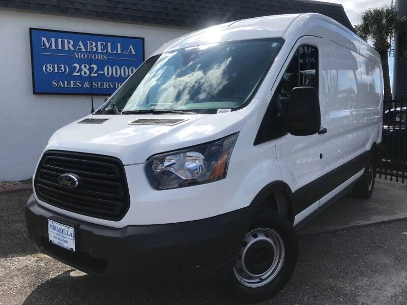 2017 Ford Transit Cargo for sale at Mirabella Motors in Tampa FL