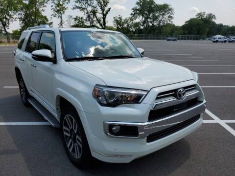2020 Toyota 4Runner for sale at Parks Motor Sales in Columbia TN