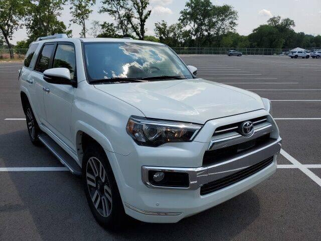 2020 Toyota 4Runner for sale at CON ALVARO ¡TODOS CALIFICAN!™ in Columbia TN