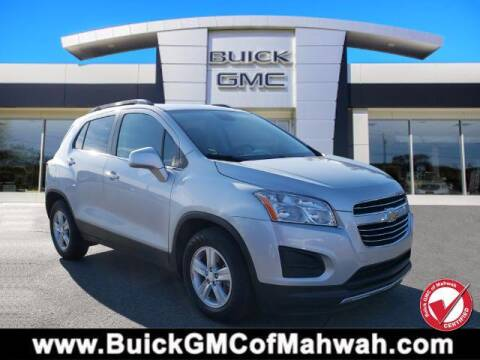 2016 Chevrolet Trax for sale at Classified pre-owned cars of New Jersey in Mahwah NJ
