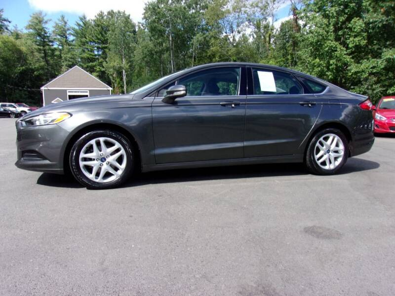 2015 Ford Fusion for sale at Mark's Discount Truck & Auto Sales in Londonderry NH