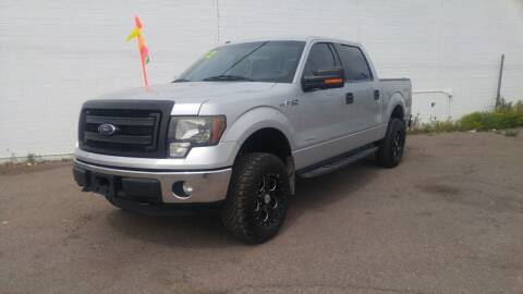 2012 Ford F-150 for sale at Advantage Auto Motorsports in Phoenix AZ