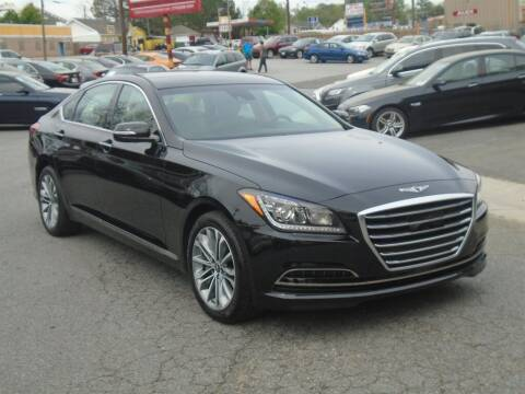 2017 Genesis G80 for sale at AutoStar Norcross in Norcross GA
