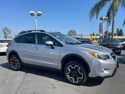 2015 Subaru XV Crosstrek for sale at CARSTER in Huntington Beach CA
