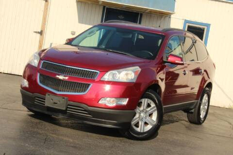 2011 Chevrolet Traverse for sale at Dynamics Auto Sale in Highland IN