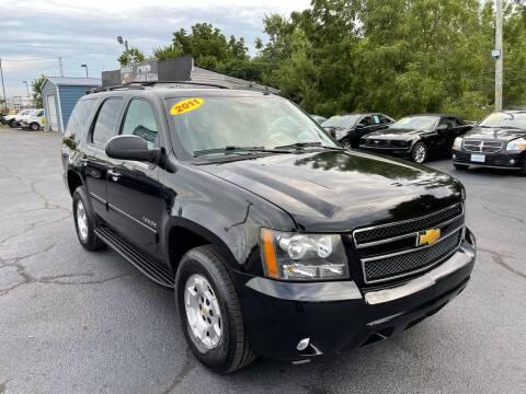 2011 Chevrolet Tahoe for sale at LexTown Motors in Lexington KY
