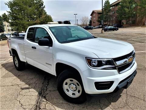 2016 Chevrolet Colorado for sale at CarDen in Denver CO