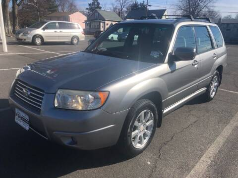 2008 Subaru Forester for sale at EZ Auto Sales , Inc in Edison NJ