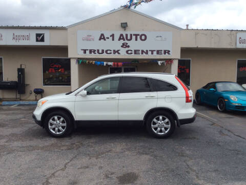 2007 Honda CR-V for sale at A-1 AUTO AND TRUCK CENTER in Memphis TN