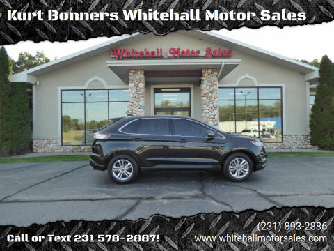 2015 Ford Edge for sale at Kurt Bonners Whitehall Motor Sales in Whitehall MI