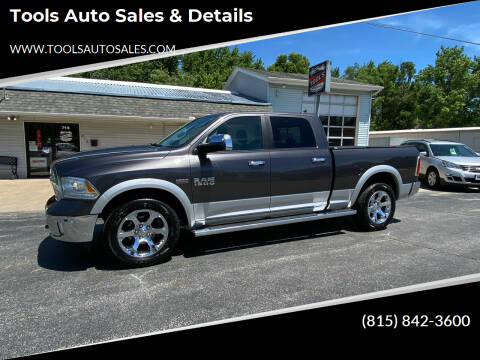 2014 RAM Ram Pickup 1500 for sale at Tools Auto Sales & Details in Pontiac IL