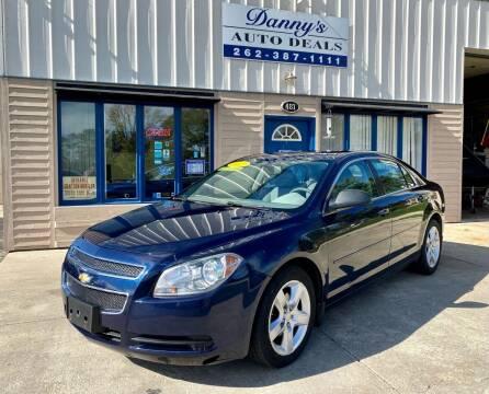 2011 Chevrolet Malibu for sale at Danny's Auto Deals in Grafton WI