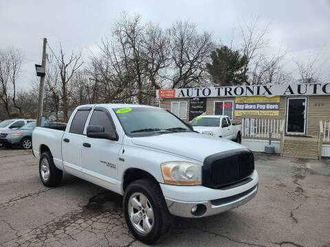 2006 Dodge Ram Pickup 1500 for sale at Auto Tronix in Lexington KY