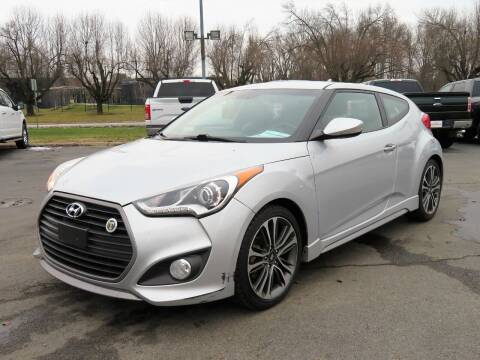 2016 Hyundai Veloster for sale at Low Cost Cars North in Whitehall OH