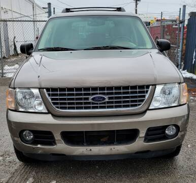 2005 Ford Explorer for sale at Wisdom Auto Group in Calumet Park IL