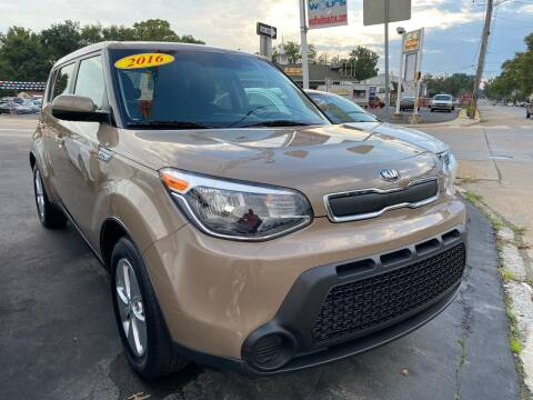 2016 Kia Soul for sale at WOLF'S ELITE AUTOS in Wilmington DE