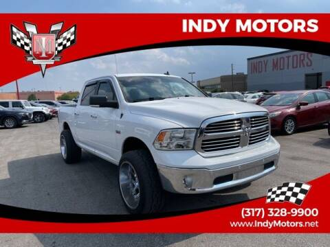2016 RAM Ram Pickup 1500 for sale at Indy Motors Inc in Indianapolis IN