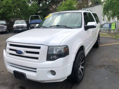 2009 Ford Expedition EL for sale at 4 Girls Auto Sales in Houston TX