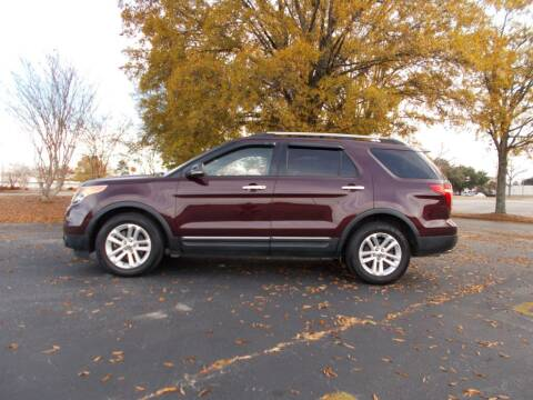 2011 Ford Explorer for sale at A & P Automotive in Montgomery AL